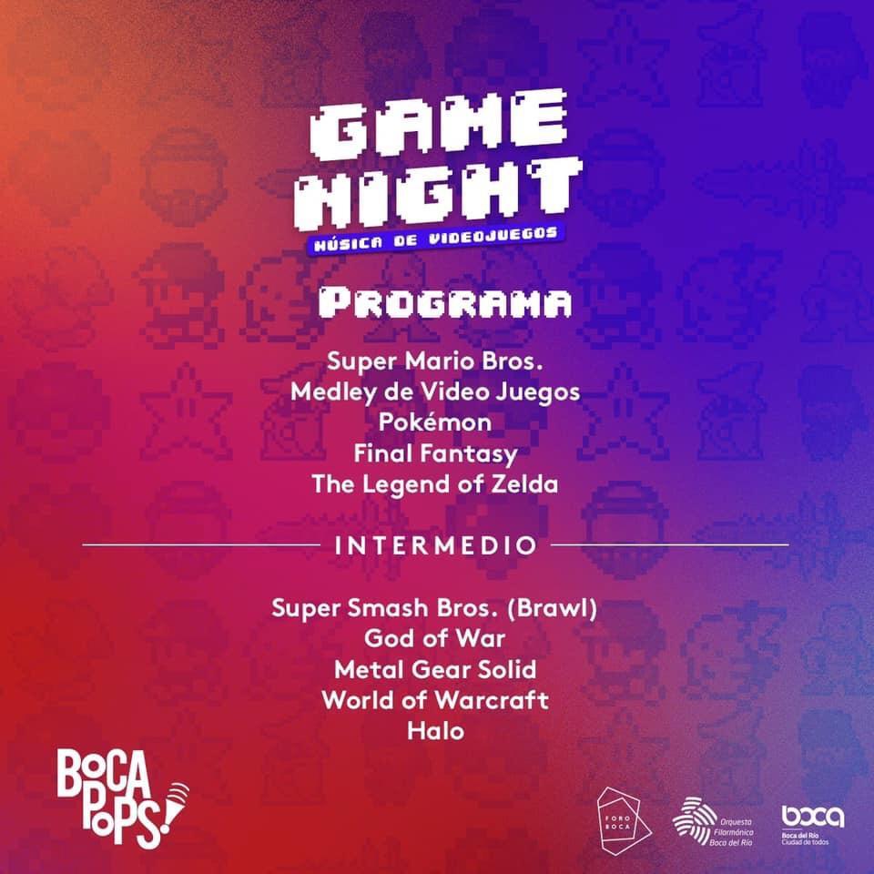 Programa Game Night