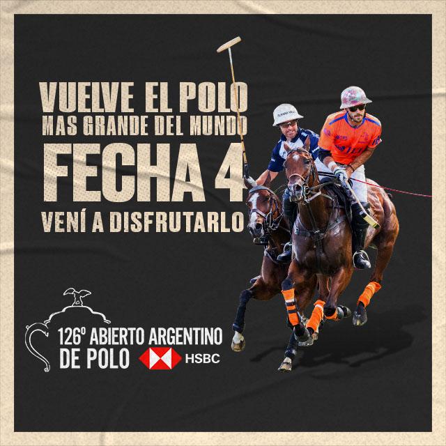 Abierto Argentino de Polo en Campo Argentino de Polo