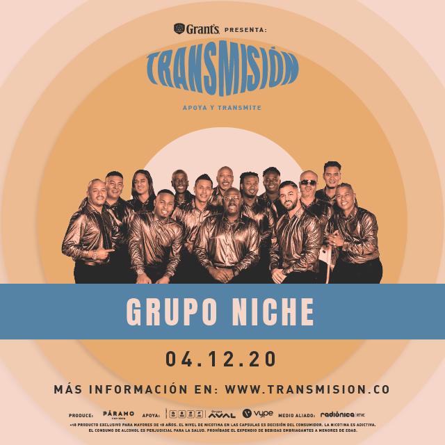 Grupo Niche en Transmision