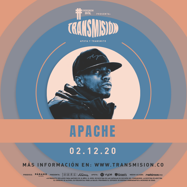Apache en Transmision