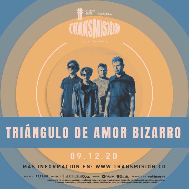Triángulo de Amor Bizarro en Transmision